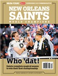Feb. 8, 2010 - New Orleans Saints: World Champions
