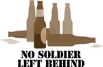 No Fallen Soldiers~beer drinker's t-shirts & gifts