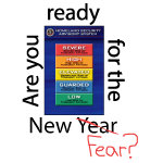 New Year (Fear) t-shirts & gifts