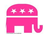 Pink GOP Logo