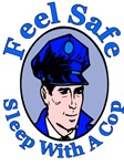 Feel Safe Sleep With A Cop