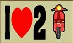 I Heart 2 Scoot