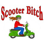 Scooter Bitch