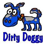 Dirty Blue Doggy