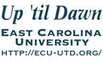 ECU Up 'til Dawn Logo Products