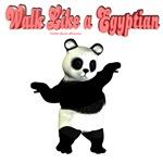 Walk Like a Egyptian Panda
