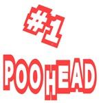 #1 Poo Head
