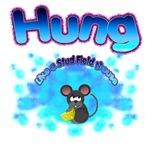 Hung like a stud field mouse