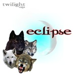 Twilight Eclipse Movie LiteBlue Glow Moon 2 Wolf P
