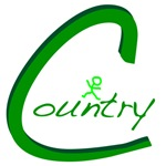 Country Handwritten Green