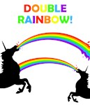 Double Rainbow Unicorn Vomit