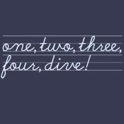 1,2,3,4,DIVE!