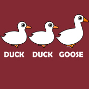 Duck Duck Goose Domestic