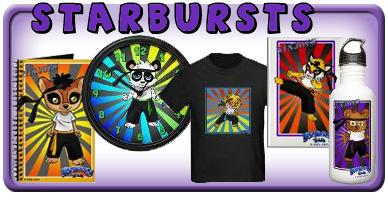 Karate Boys Starburst Gifts