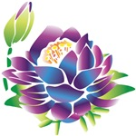 Sacred Purple Lotus