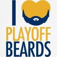 Predators Playoff Beards
