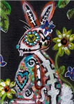 Day of the Dead Bunny