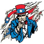 Uncle Sam Flag