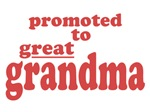 Promoted to Great Grandma