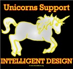 Unicorns Support intelligent Design