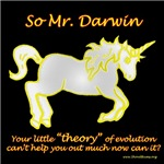 Unicorns - and the theory of evolution