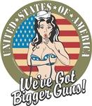 Pinup Girls - Patriotic