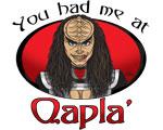 Klingon Romance