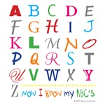 LEARN MY ABC's
