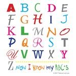 LEARN MY ABC's