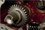 Motorcycle Crankcase Gears