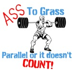 Ass To Grass Squats