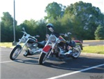 H3139 Motorcycle Watercolor