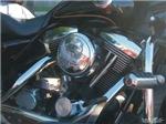 H3161 Motorcycle Watercolor