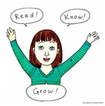 Marissa Moss - Girls know: READ.KNOW.GROW.