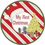 My First Christmas Milestone