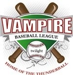 Twilight Vampire Baseball