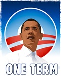 Obama  - One Term