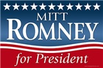 ROMNEY YARD SIGNS plus