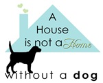 House not a Home-Dog