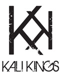 Kali Kings KK Logo Black