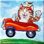 Flyin' Kitty