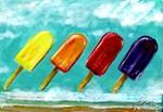 Summer Ice Storm