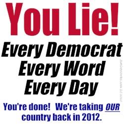 Dems Lie!
