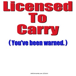 Licensed To Carry