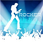 Rocker Equalizer Background