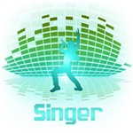 Music Volume Singer