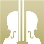 Violin Symbol Icon
