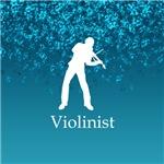 Music Philharmonic Violinist