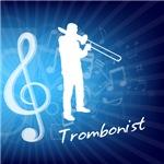 Treble Clef Trombonist
