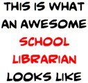 awesome school librarian